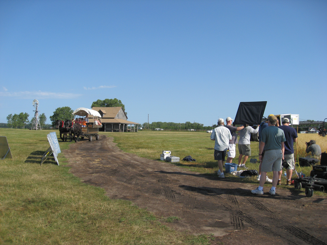 Overview LLC Film & Television Services - Production Coordination Gallery Image 1