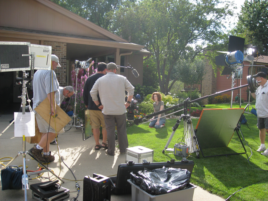 Overview LLC Film & Television Services - Production Coordination Gallery Image 2